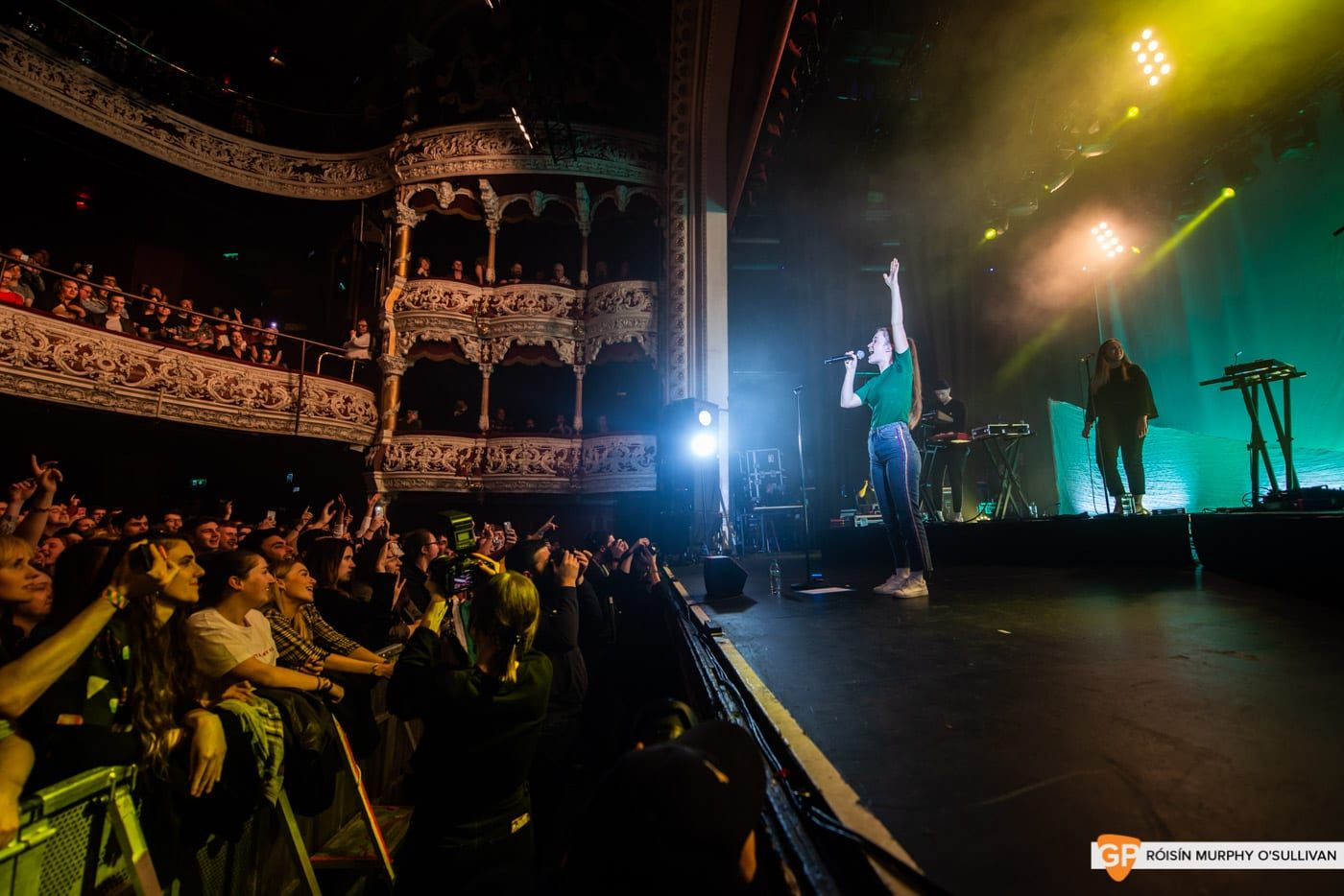 Sigrid in The Olympia by Roisin Murphy O'Sullivan-10
