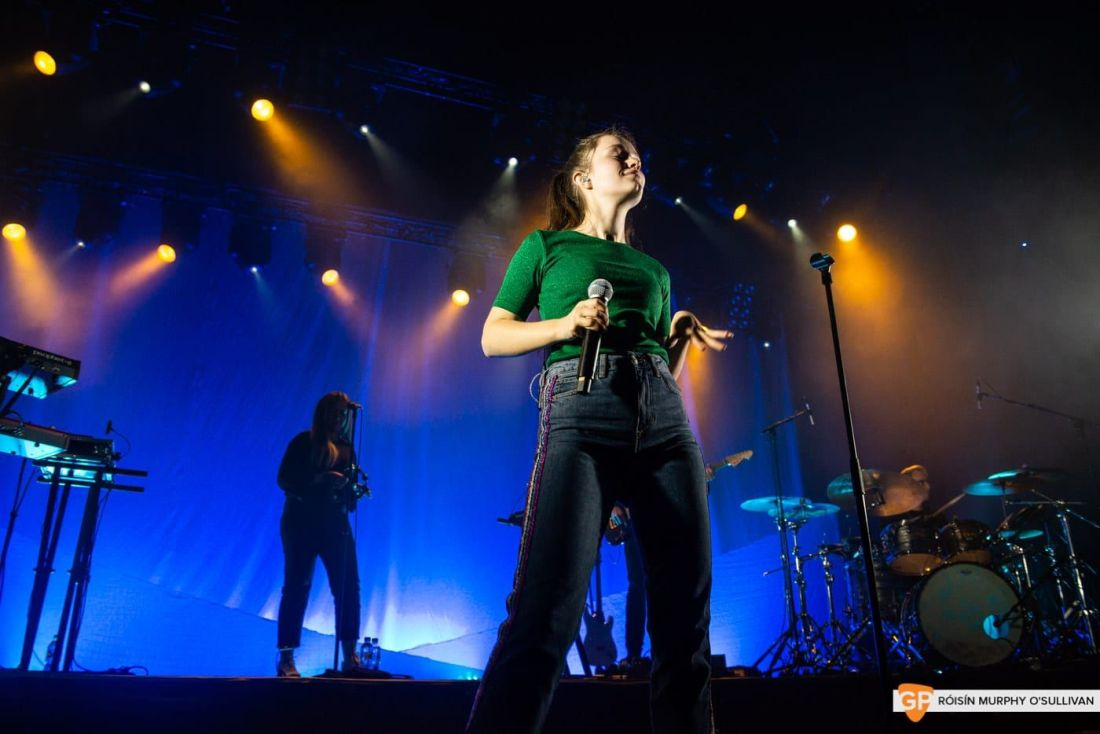 Sigrid in The Olympia by Roisin Murphy O'Sullivan-27