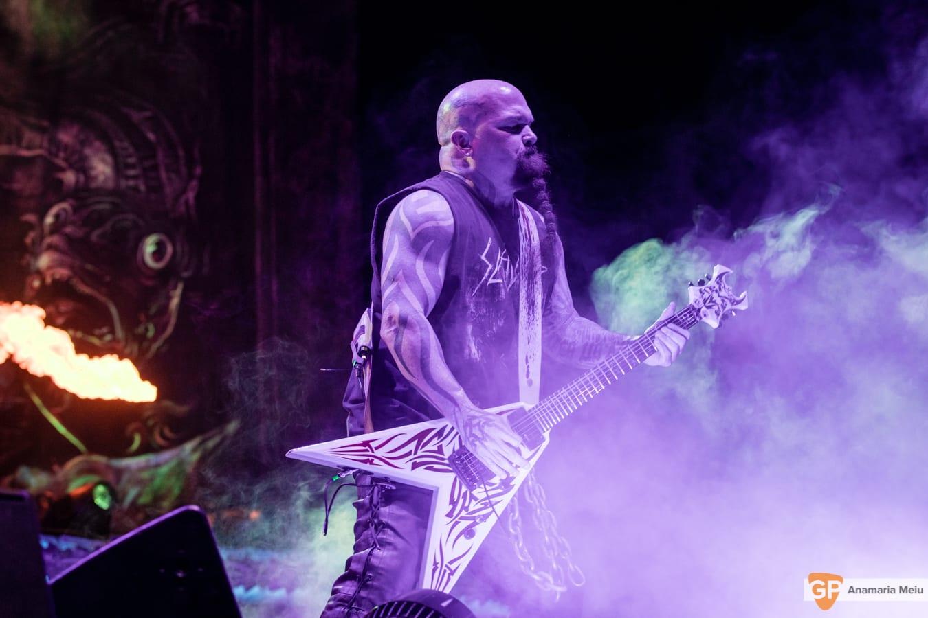 Slayer at 3Arena by Anamaria Meiu