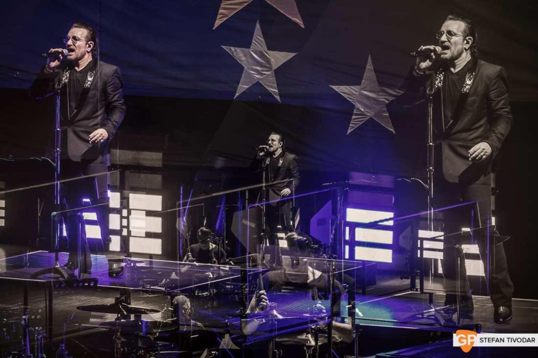 U2 6 NOVEMBER 2018 Dublin Tivodar 11