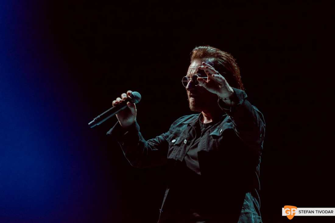U2 6 NOVEMBER 2018 Dublin Tivodar 14