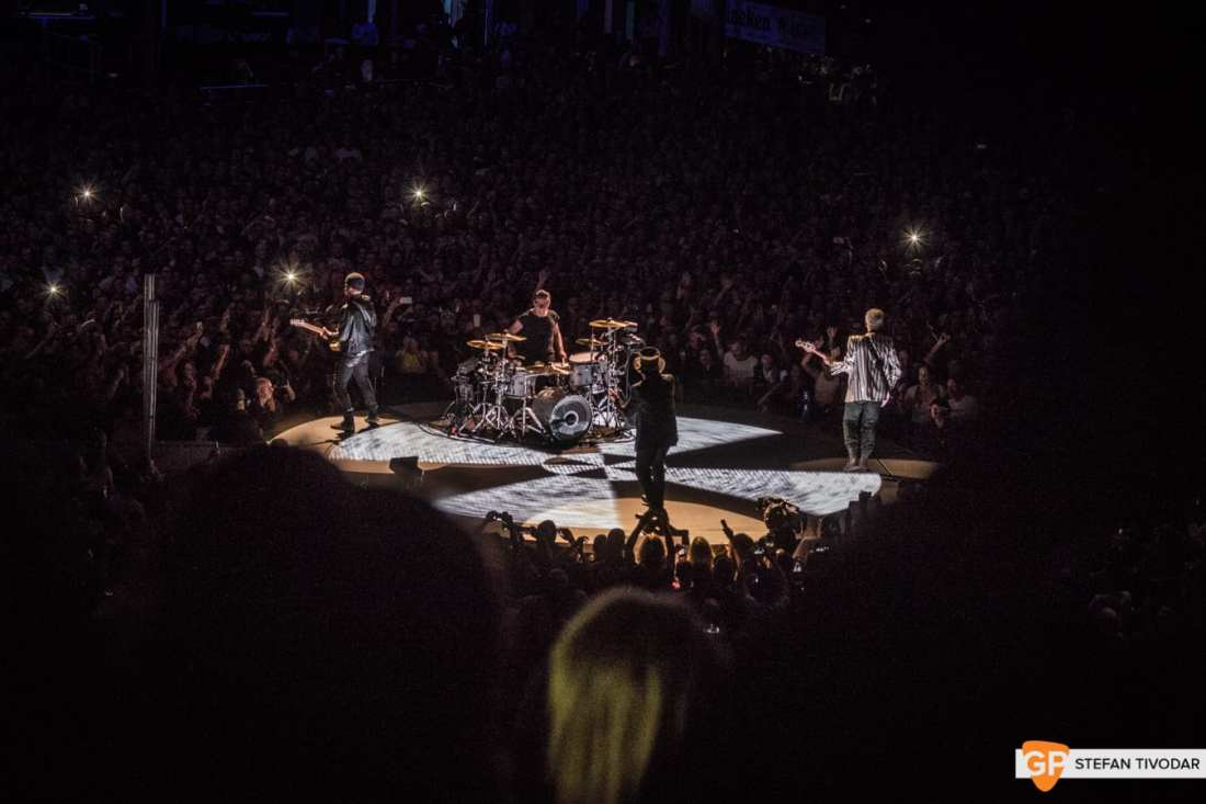 U2 6 NOVEMBER 2018 Dublin Tivodar 16