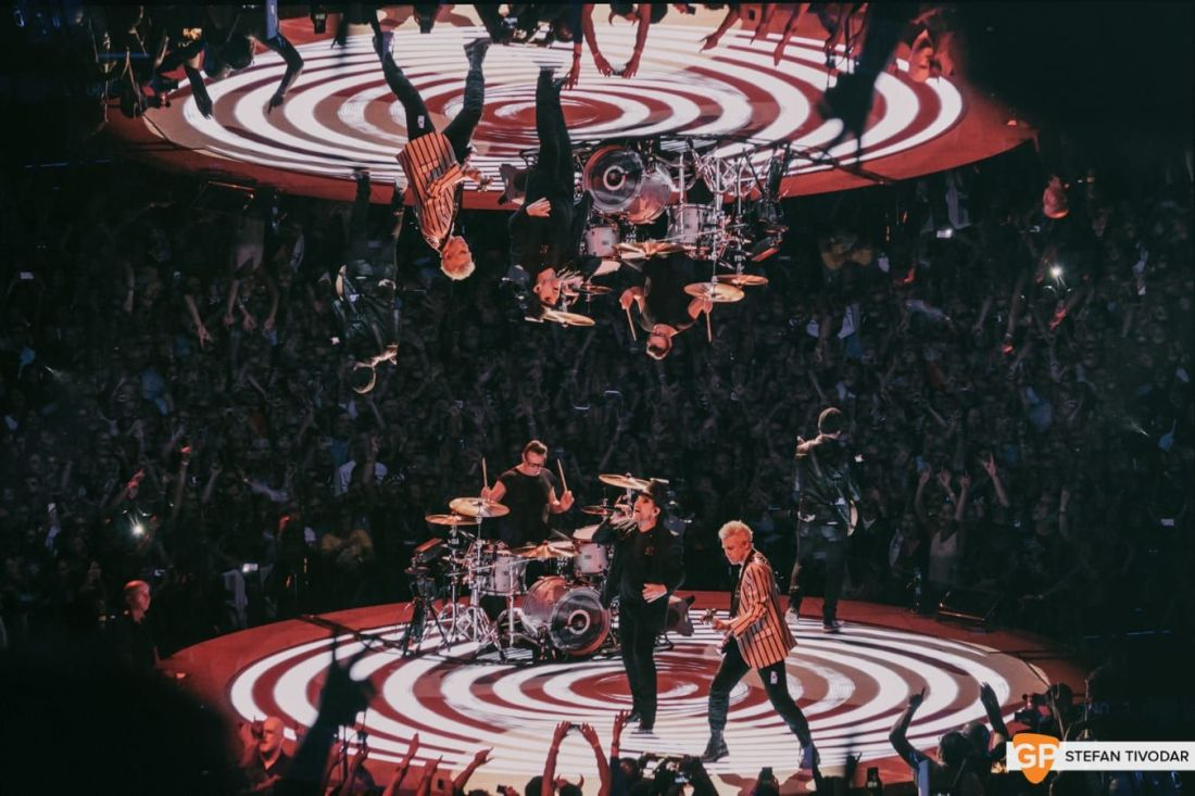 U2 6 NOVEMBER 2018 Dublin Tivodar 5