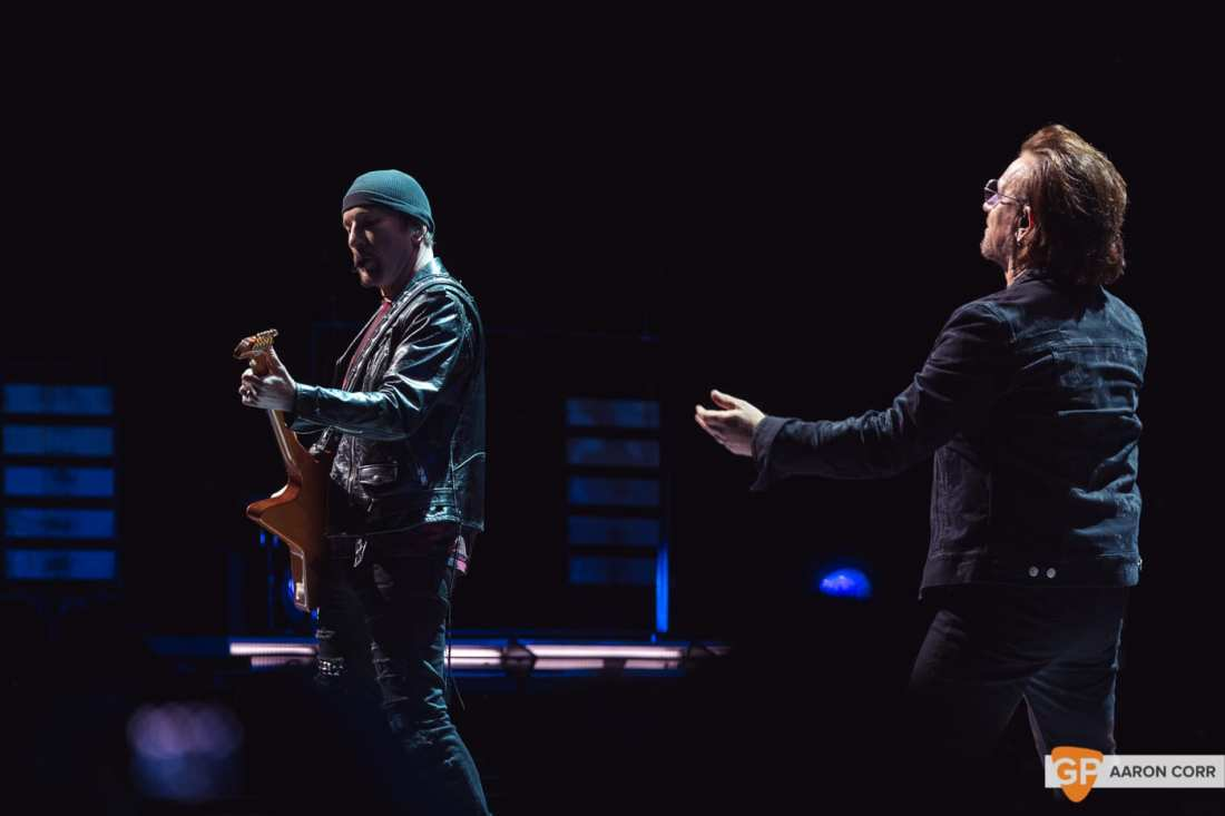 U2 at 3Arena by Aaron Corr-