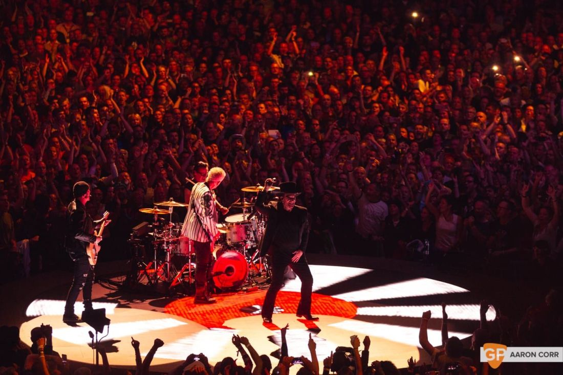 U2 at 3Arena by Aaron Corr-2922
