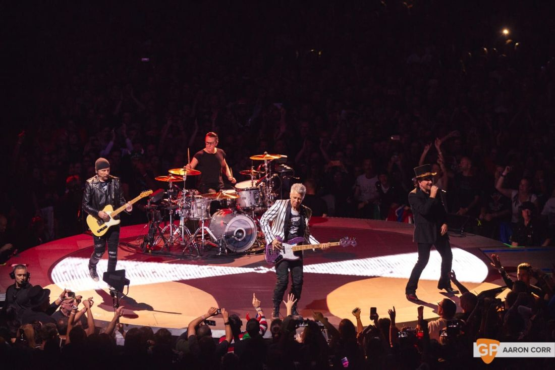 U2 at 3Arena by Aaron Corr-2926