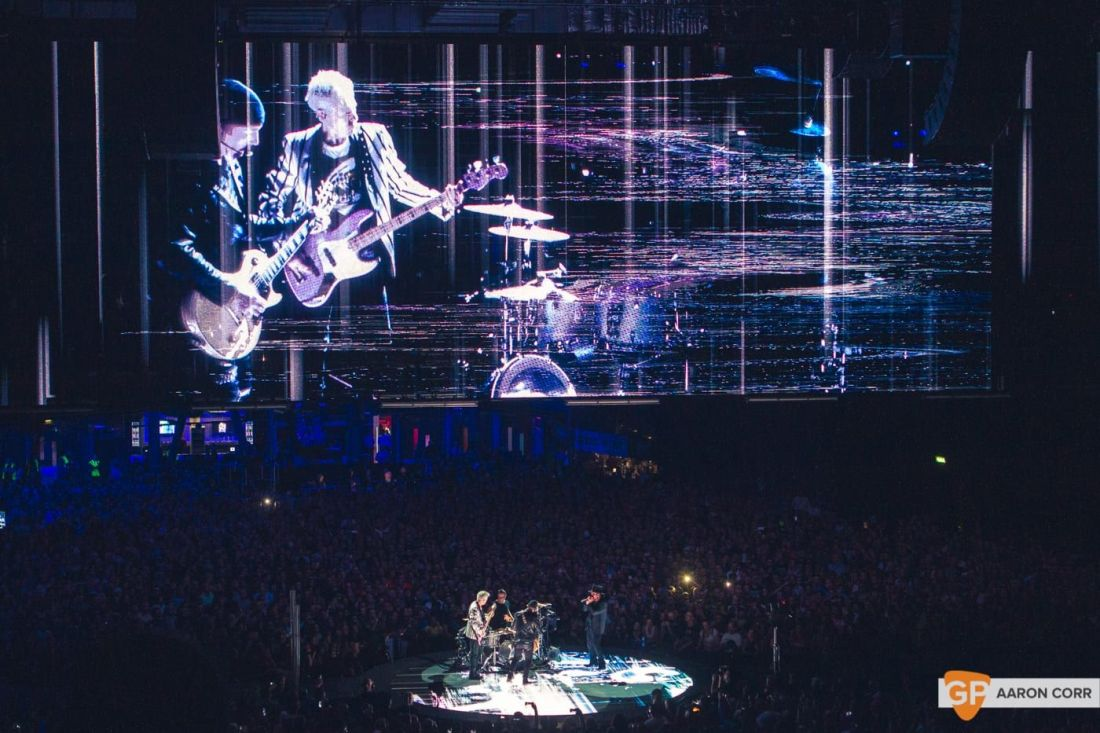 U2 at 3Arena by Aaron Corr-2986