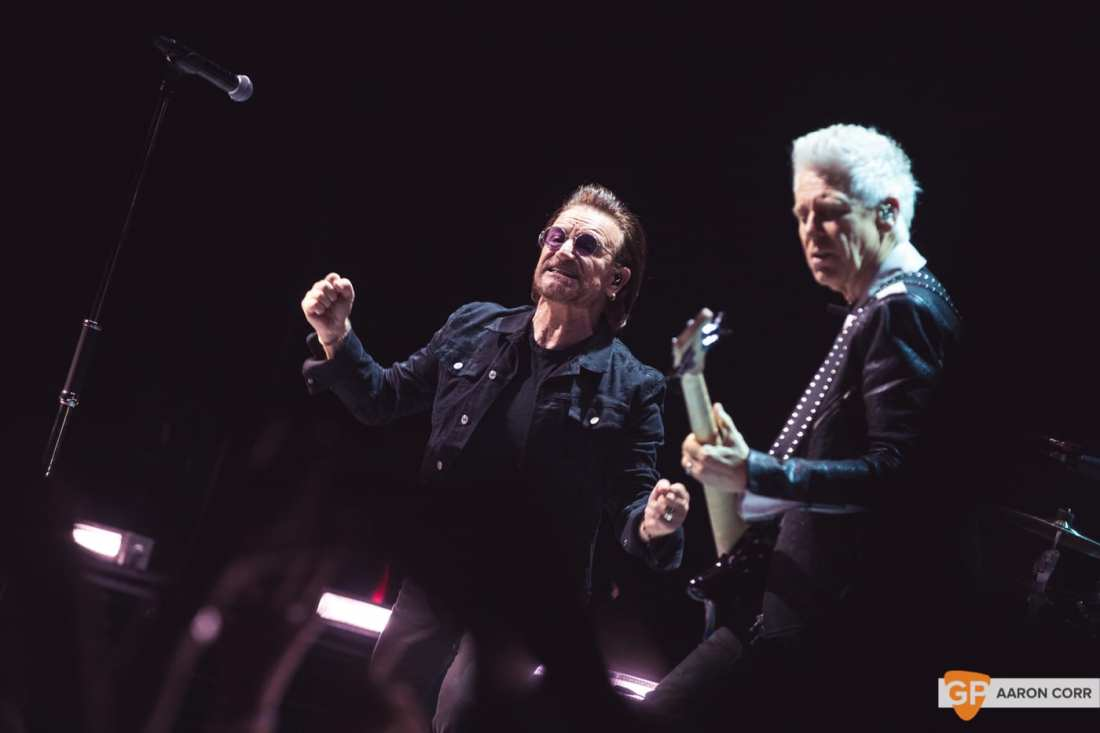 U2 at 3Arena by Aaron Corr-7624