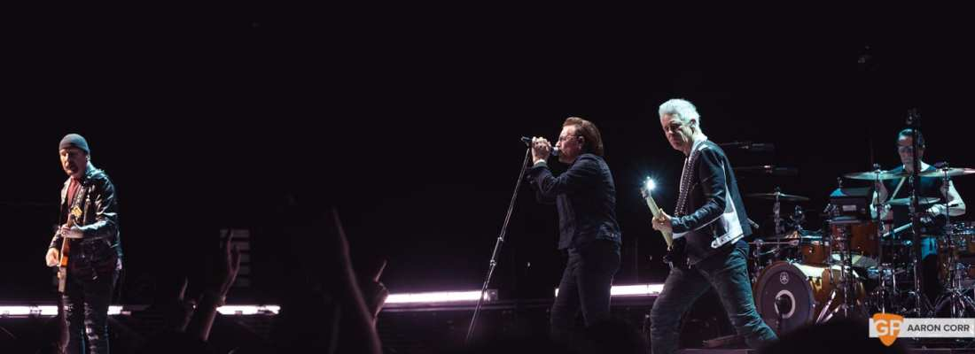 U2 at 3Arena by Aaron Corr-7694