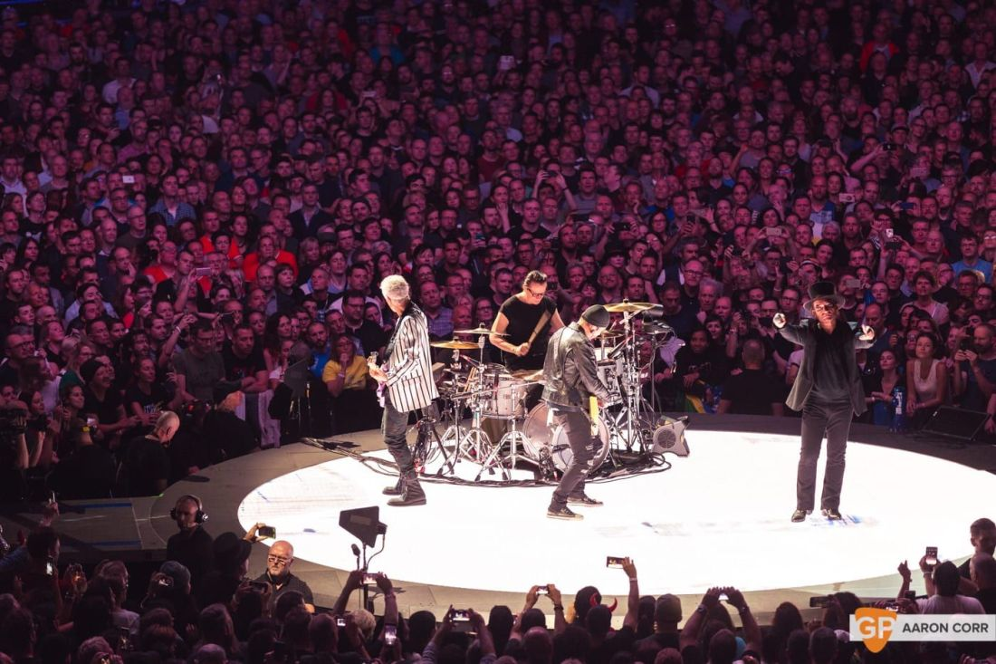U2 at 3Arena by Aaron Corr-7945