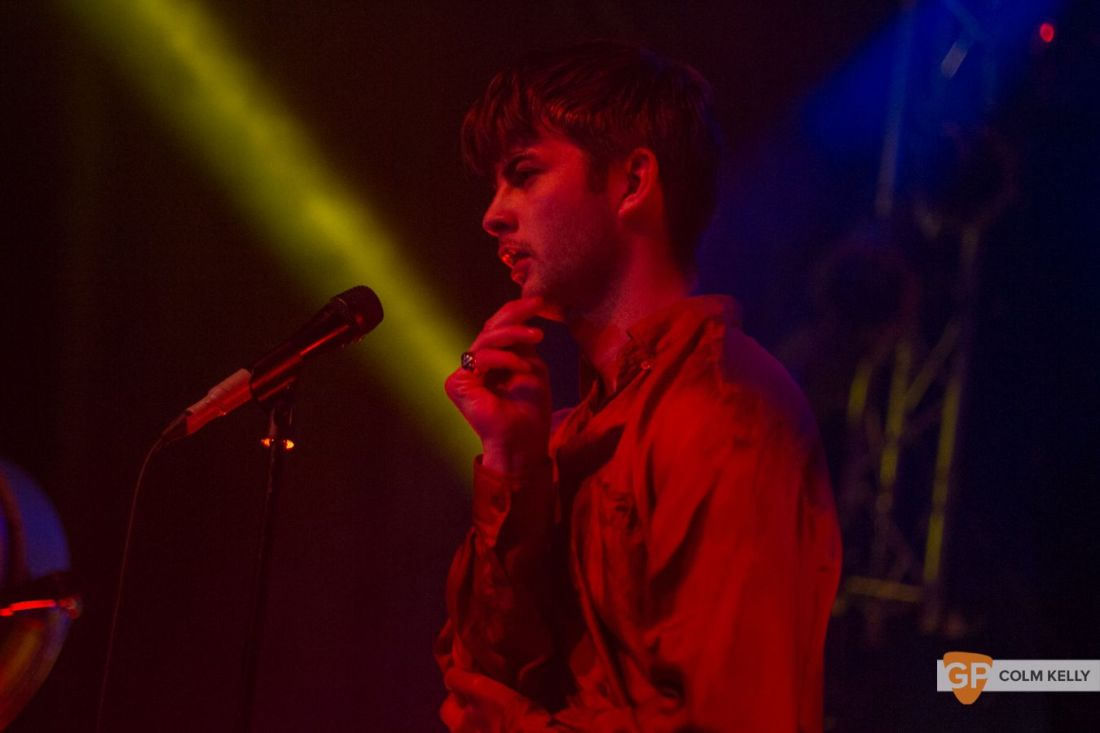 Fontaines DC at The Button Factory, Dublin by Colm Kelly-135