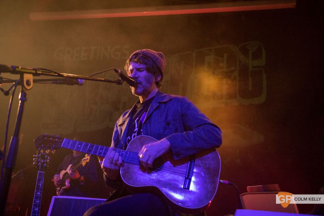 Gruff Rhys at The Button Factory, Dublin by Colm Kelly-132