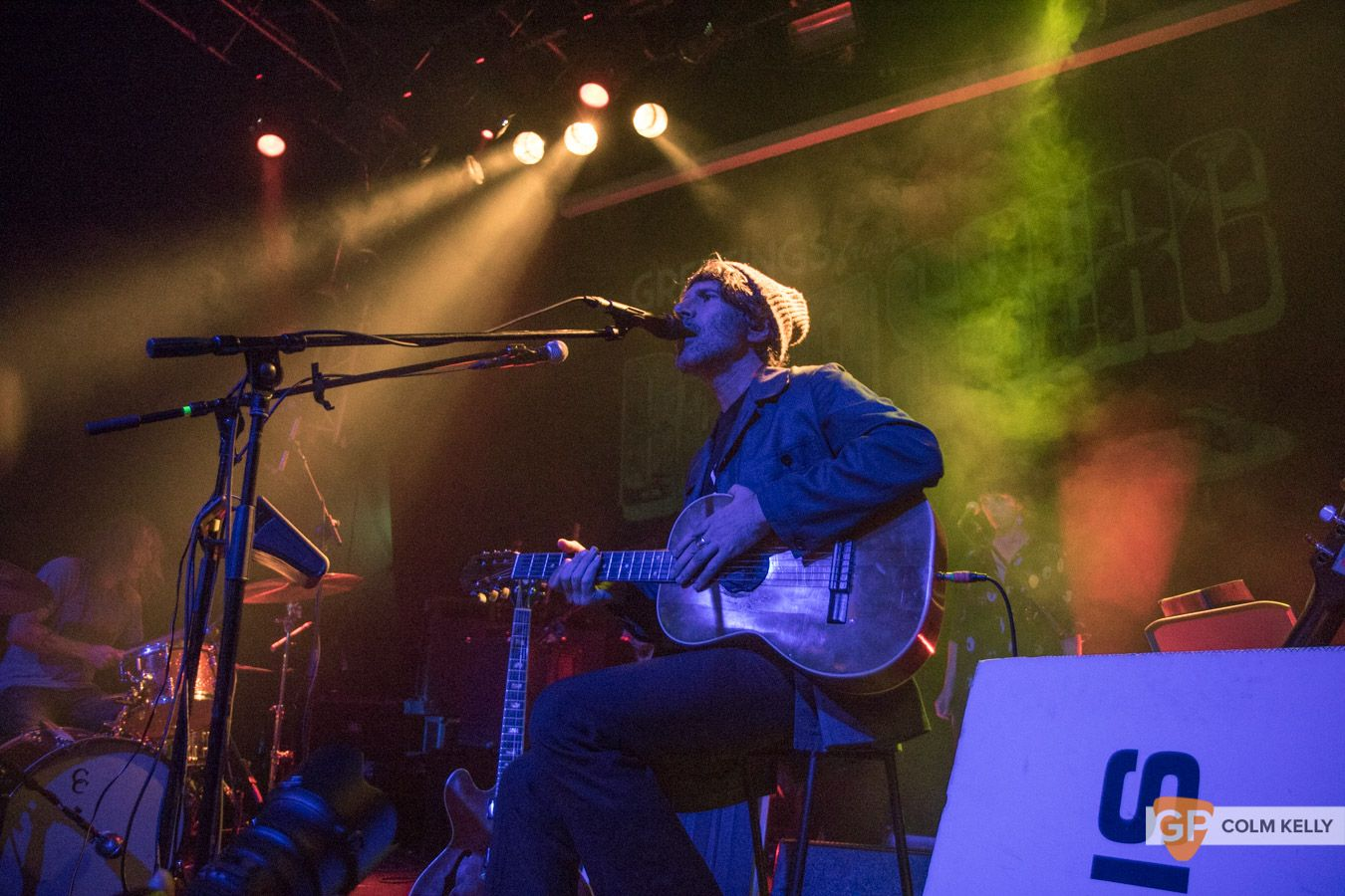 Gruff Rhys at The Button Factory, Dublin by Colm Kelly-148