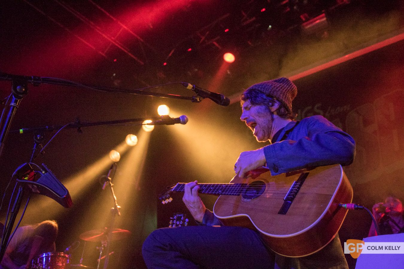 Gruff Rhys at The Button Factory, Dublin by Colm Kelly-187