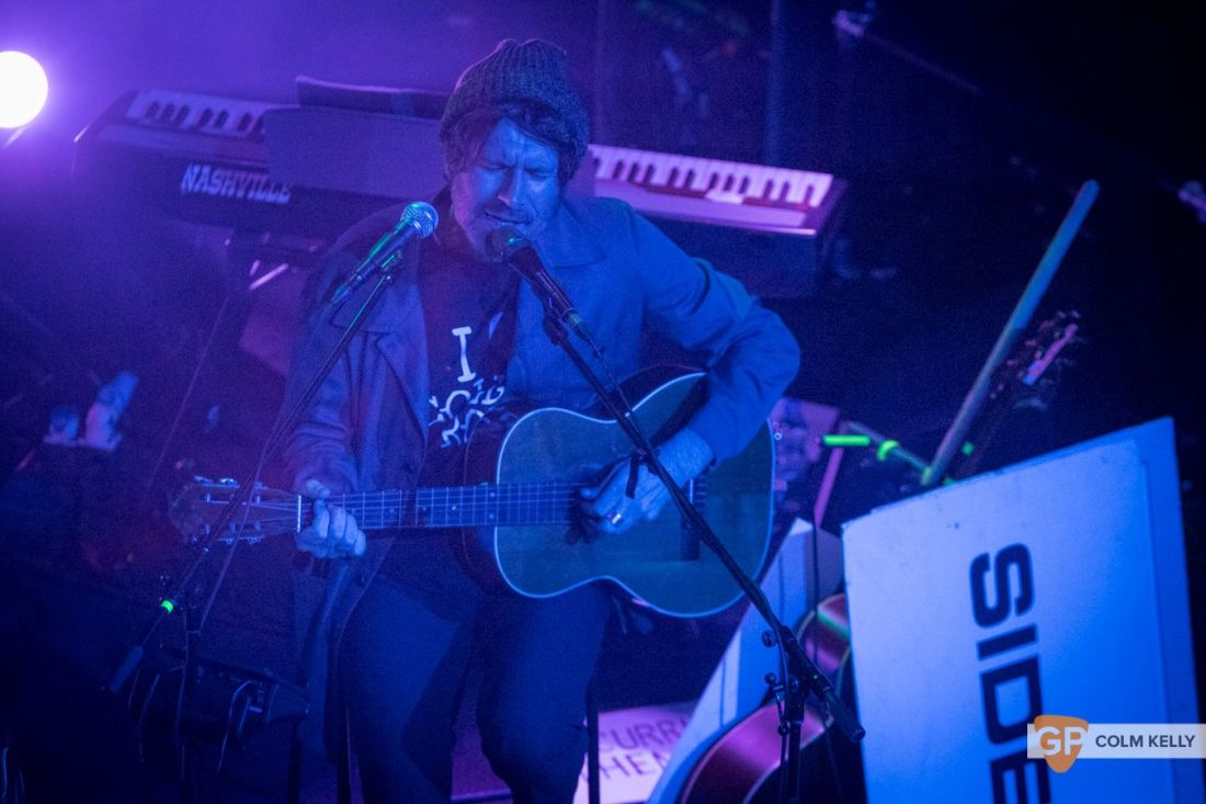 Gruff Rhys at The Button Factory, Dublin by Colm Kelly-205