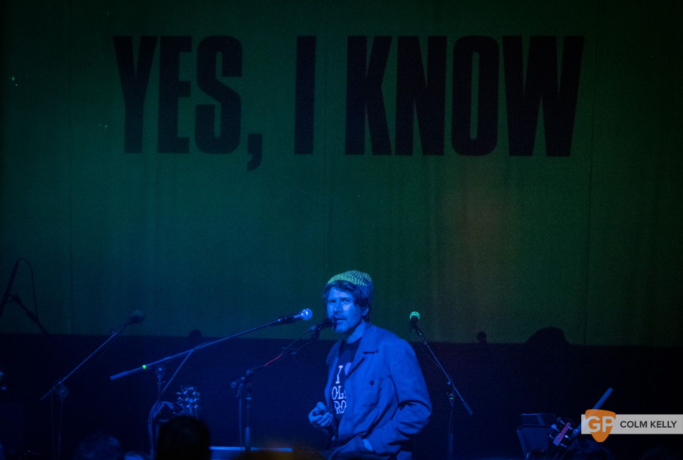 Gruff Rhys at The Button Factory, Dublin by Colm Kelly-254