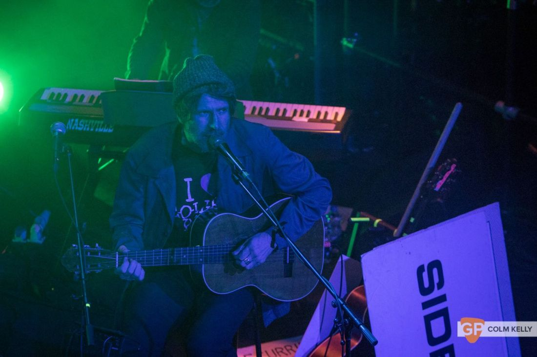 Gruff Rhys at The Button Factory, Dublin by Colm Kelly-306