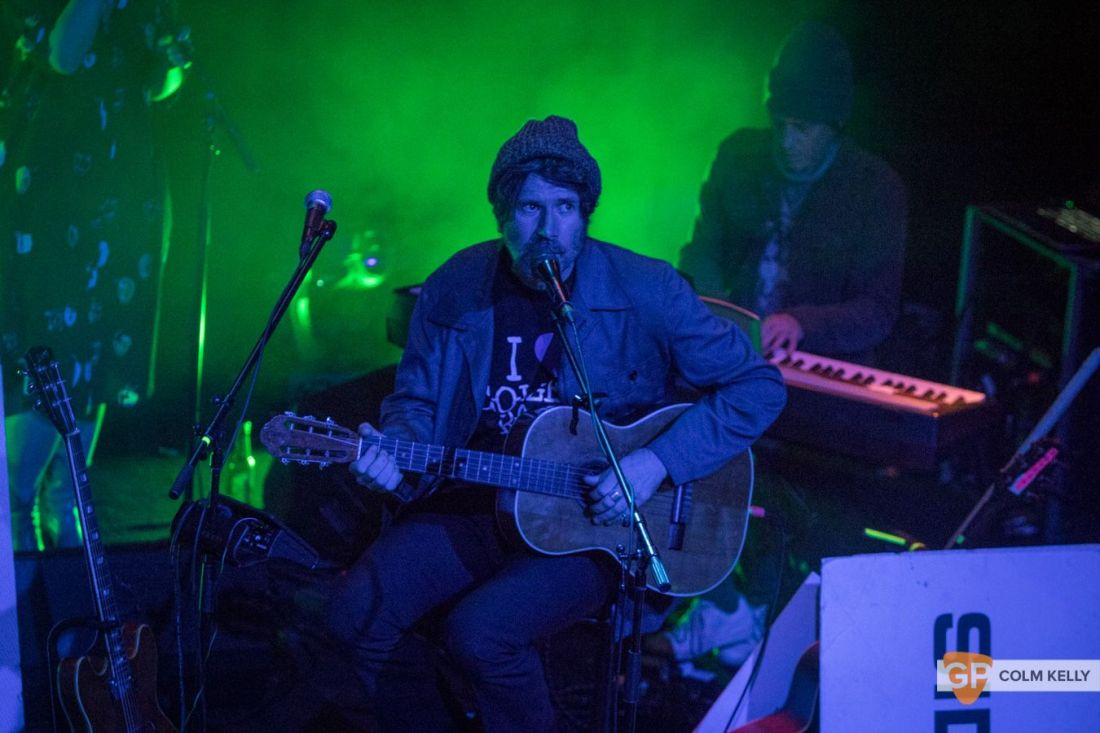 Gruff Rhys at The Button Factory, Dublin by Colm Kelly-344