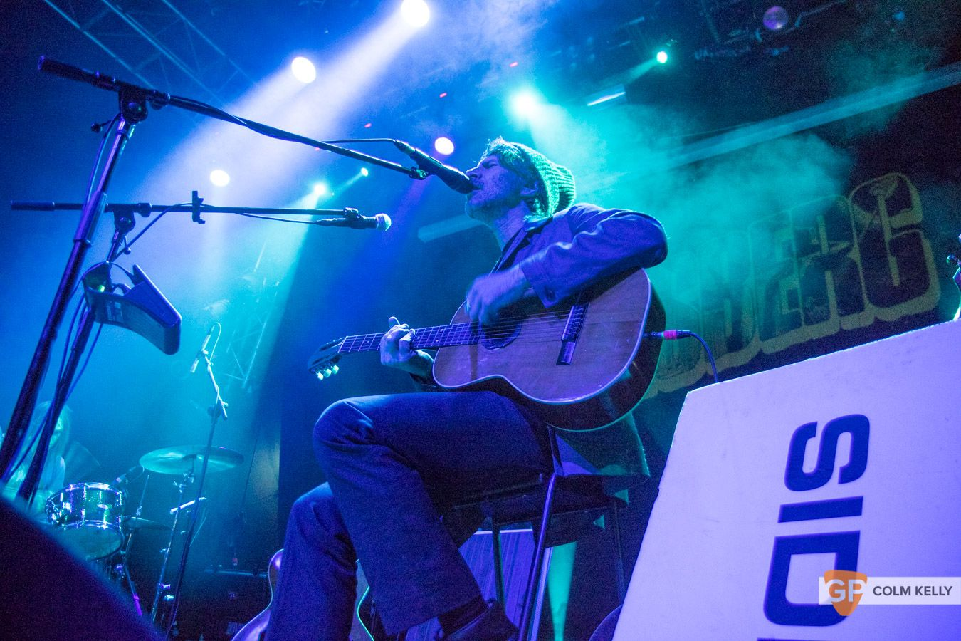 Gruff Rhys at The Button Factory, Dublin by Colm Kelly-48