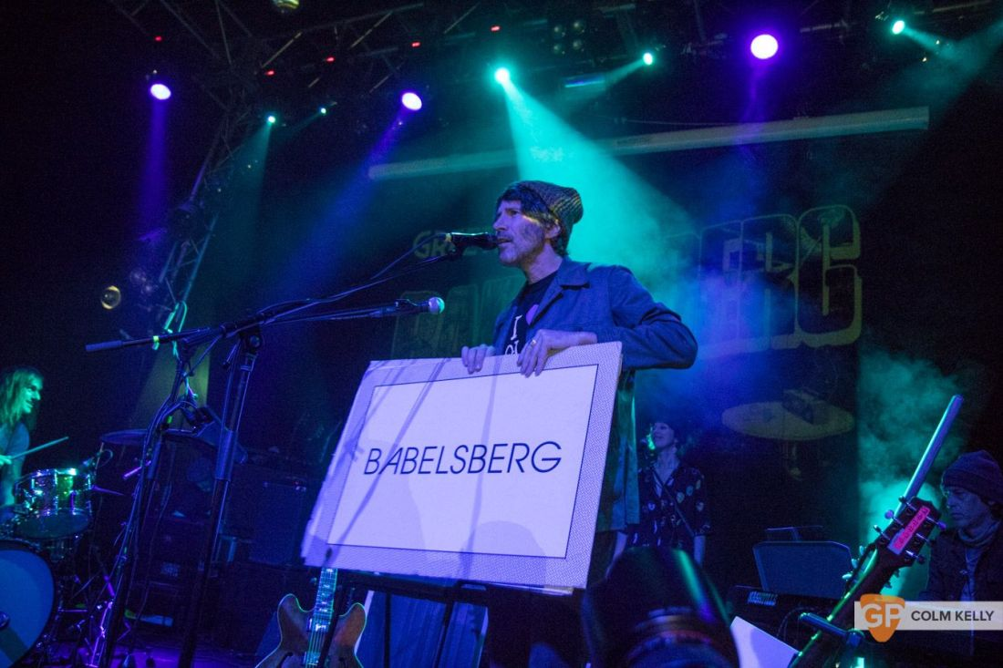 Gruff Rhys at The Button Factory, Dublin by Colm Kelly-9