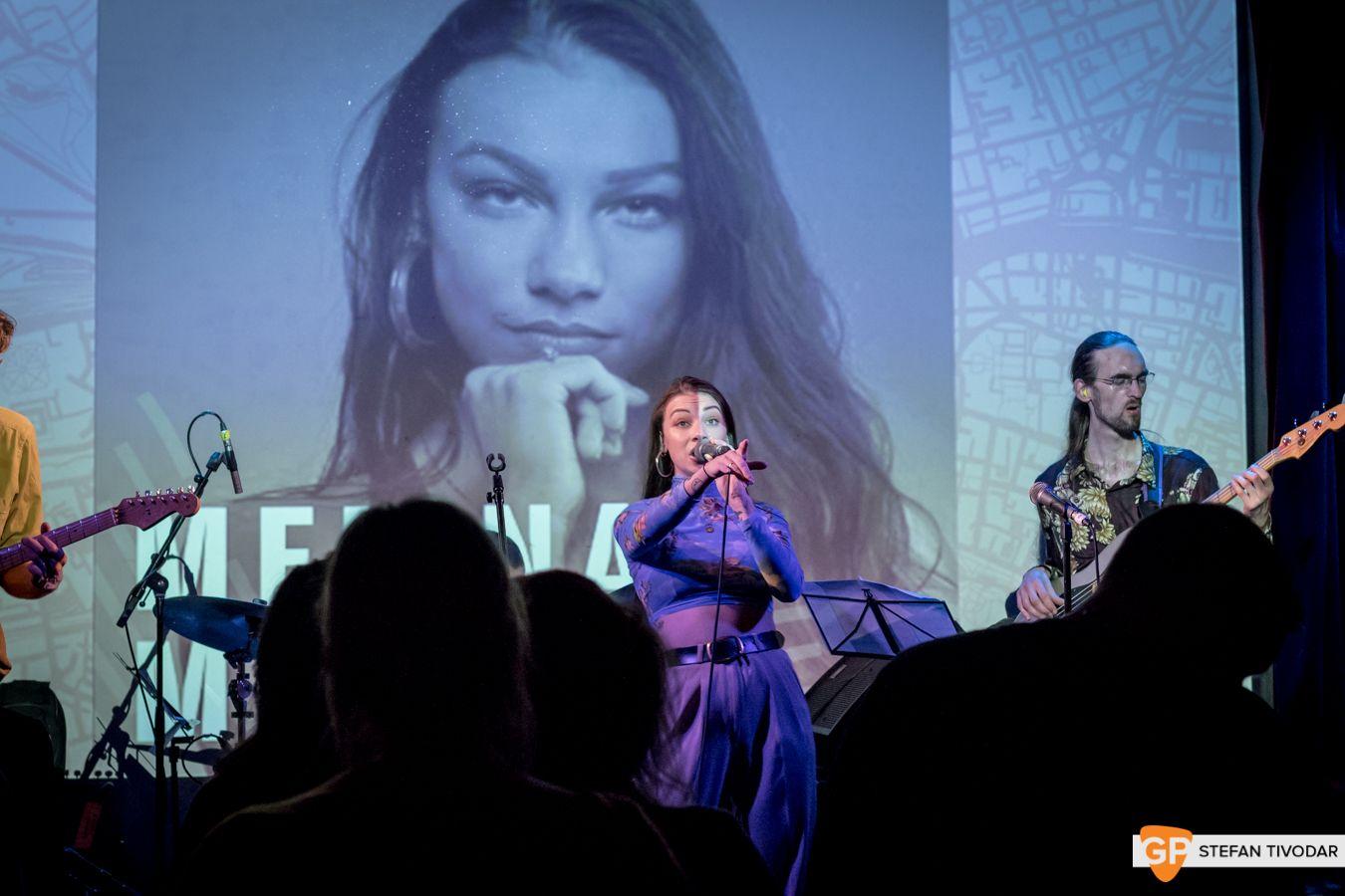 Melina Malone GoldenPlec Bloc Party Jam 2018 Sugar Club 1