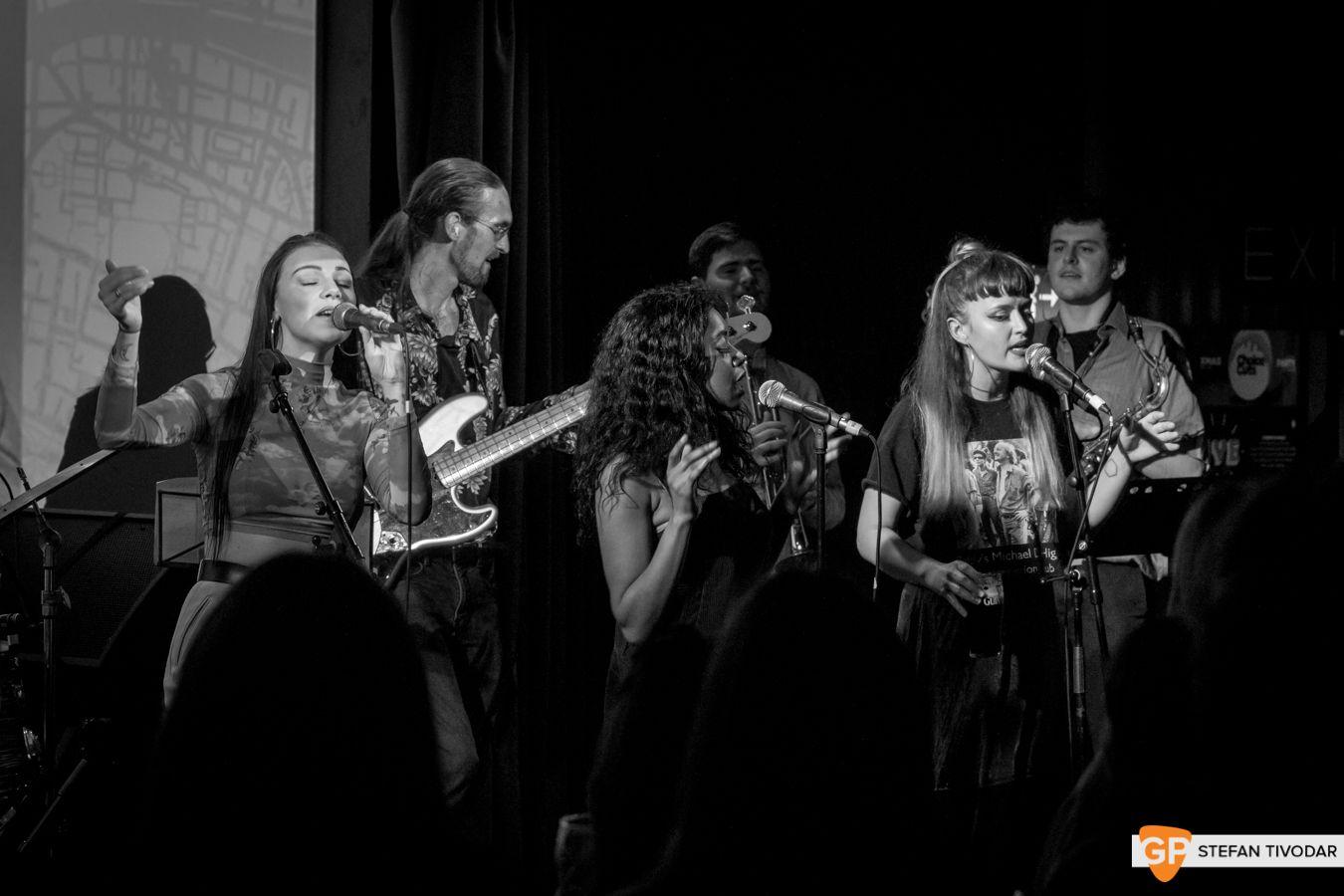 Melina Malone GoldenPlec Bloc Party Jam 2018 Sugar Club 4