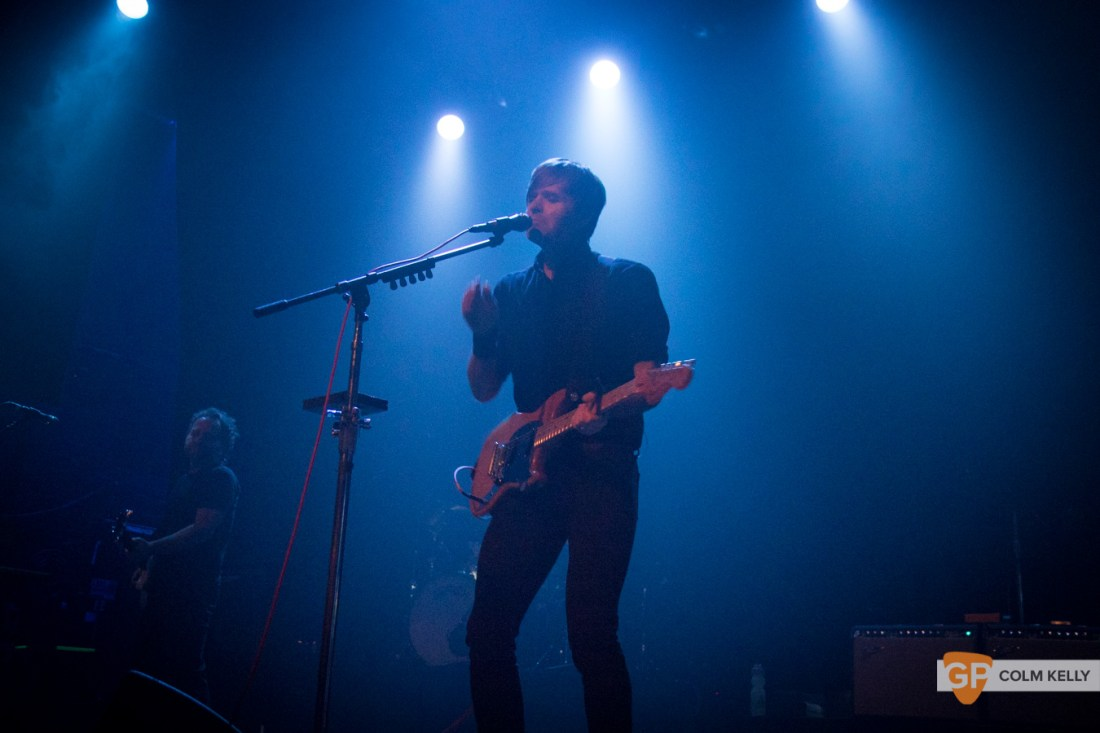Death Cab For Cutie at The Olymia Theatre, Dublin by Colm Kelly (111)