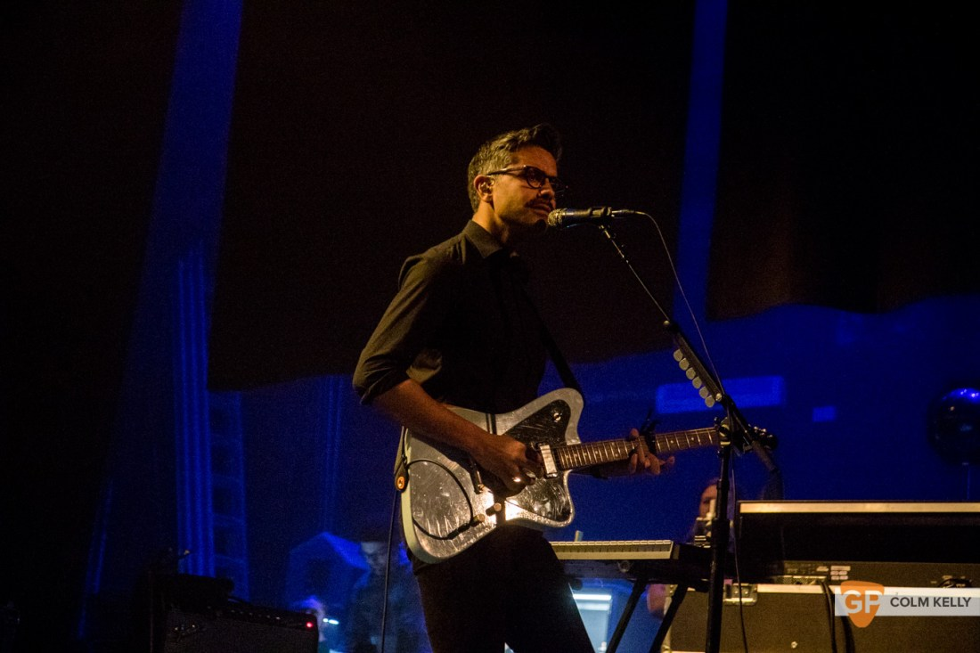 Death Cab For Cutie at The Olymia Theatre, Dublin by Colm Kelly (284)