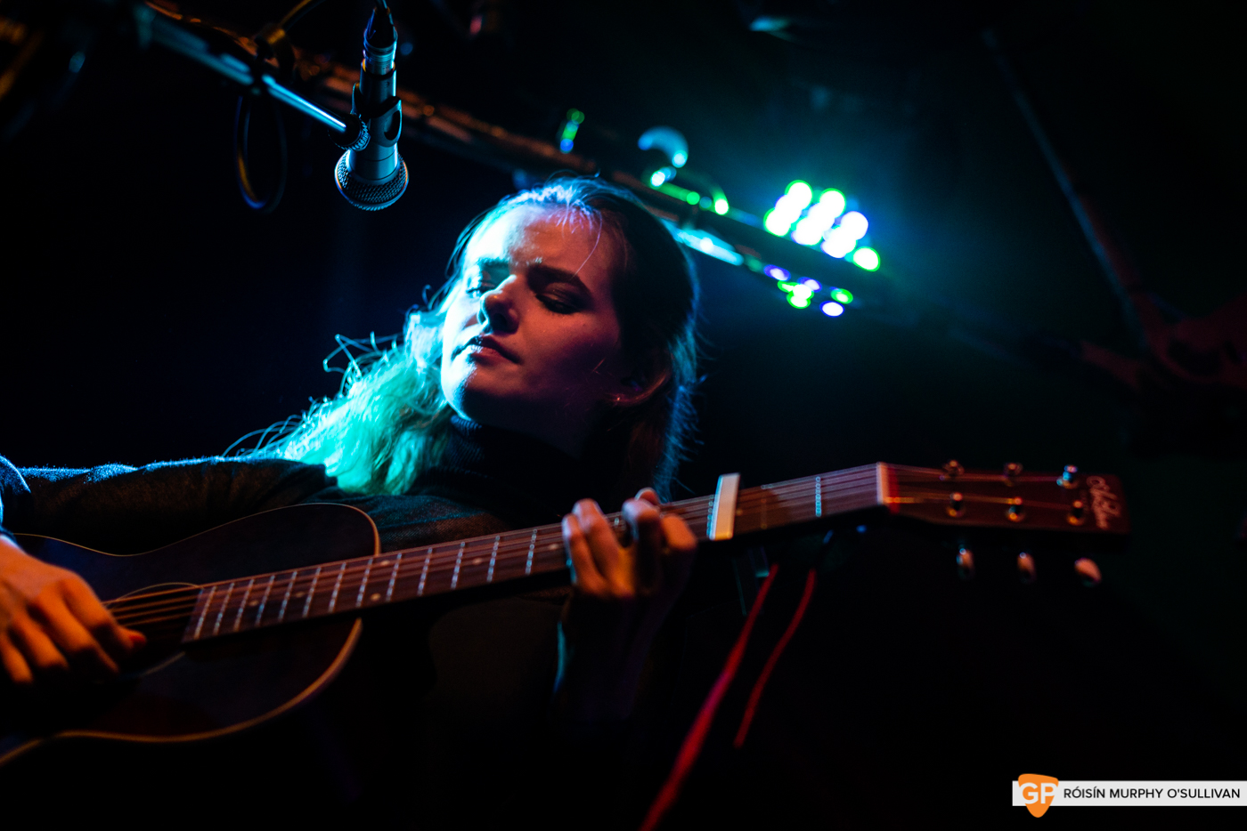 Rosie Carney in The Grand Social by Roisin Murphy O'Sullivan (6 of 12)