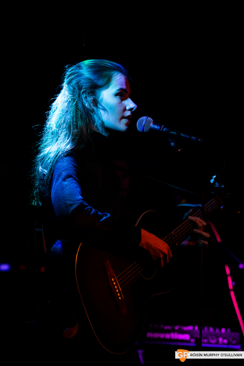 Rosie Carney in The Grand Social by Roisin Murphy O'Sullivan (8 of 12)