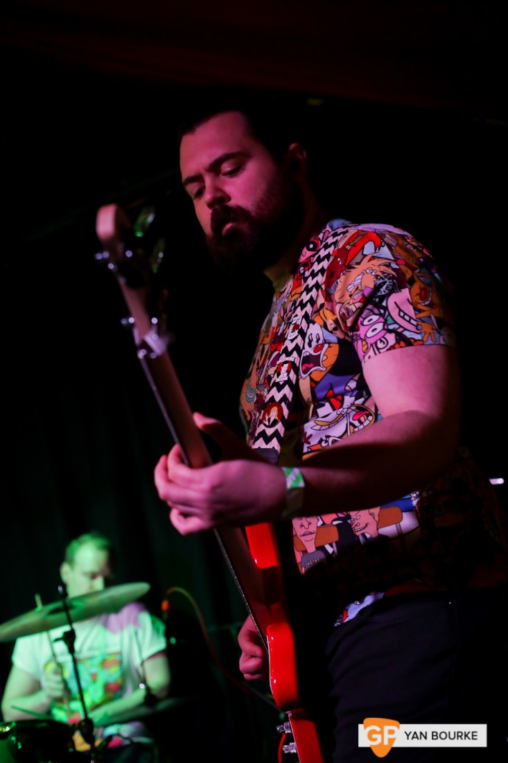Shrug Life at The Grand Social on 23www January 2019 by Yan Bourke