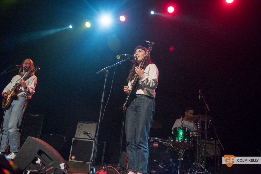 The Beths at The Olympia Theatre by Colm Kelly-143