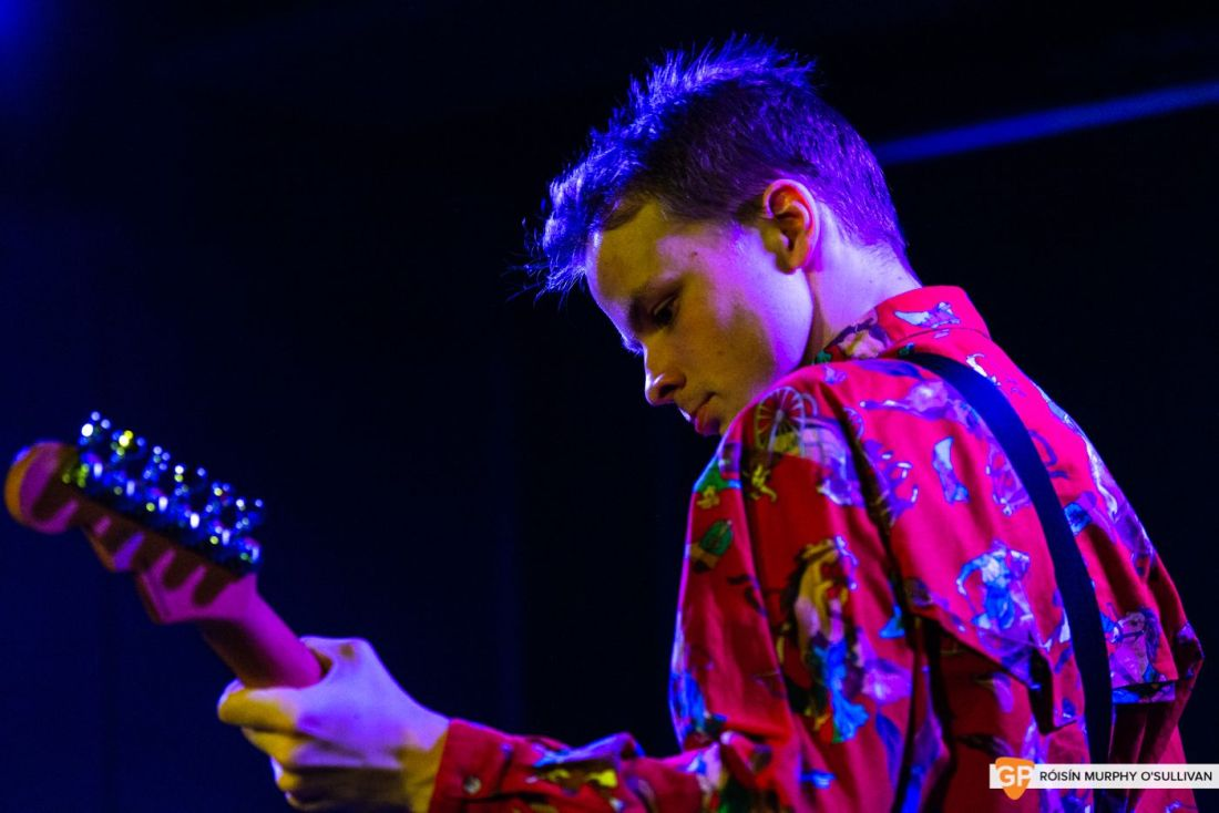 Black Midi in The Workmans Club by Roisin Murphy O'Sullivan (14 of 18)