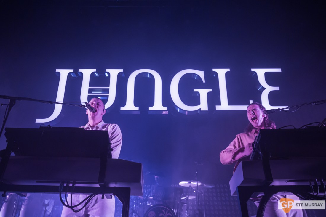 Jungle AT Olympia Theatre, Dublin By Ste Murray _ 06