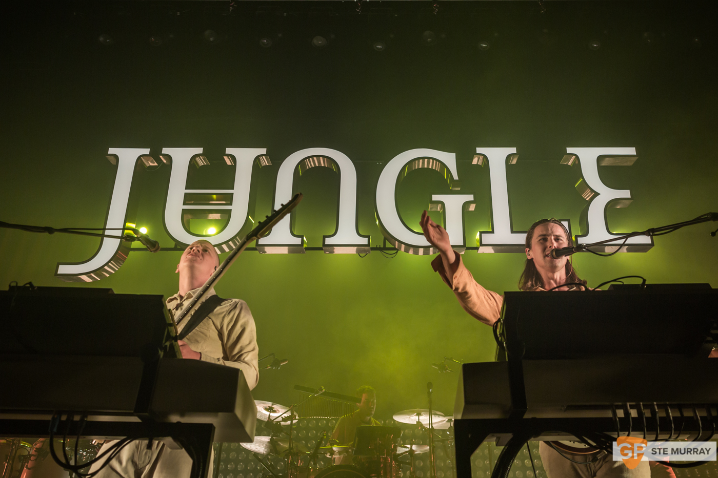 Jungle AT Olympia Theatre, Dublin By Ste Murray _ 10
