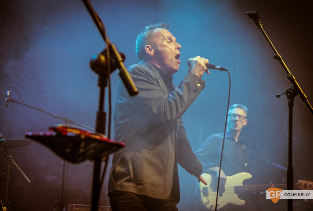 Microdisney at Vicar Street, Dublin 18.2.2019 by Colm Kelly-1-2 copy