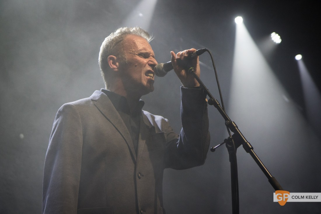 Microdisney at Vicar Street, Dublin 18.2.2019 by Colm Kelly-15