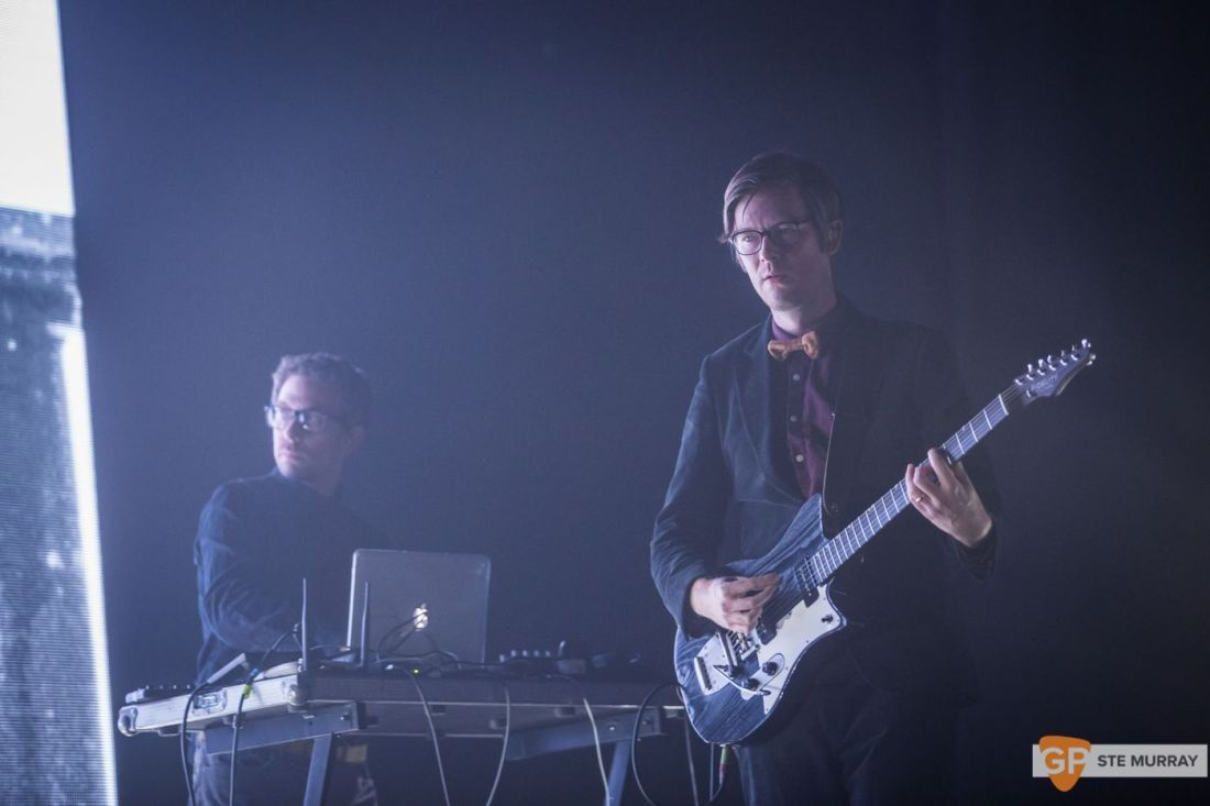 Public Service Broadcasting AT Olympia Theatre, Dublin BY Ste Murray _ 04