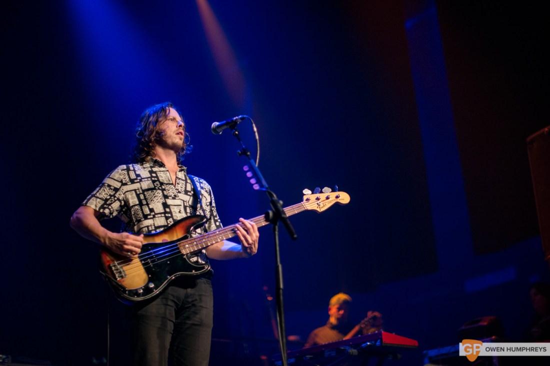 Razorlight at The Olympia Theatre. Photo by Owen Humphreys. www.owen.ie