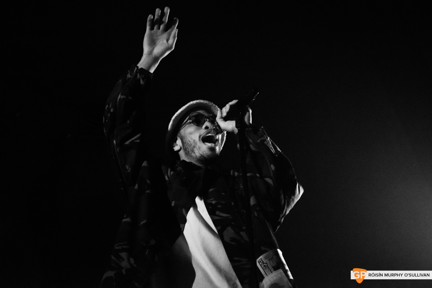 Anderson Paak in The Olympia by Roisin Murphy O'Sullivan (3 of 27)