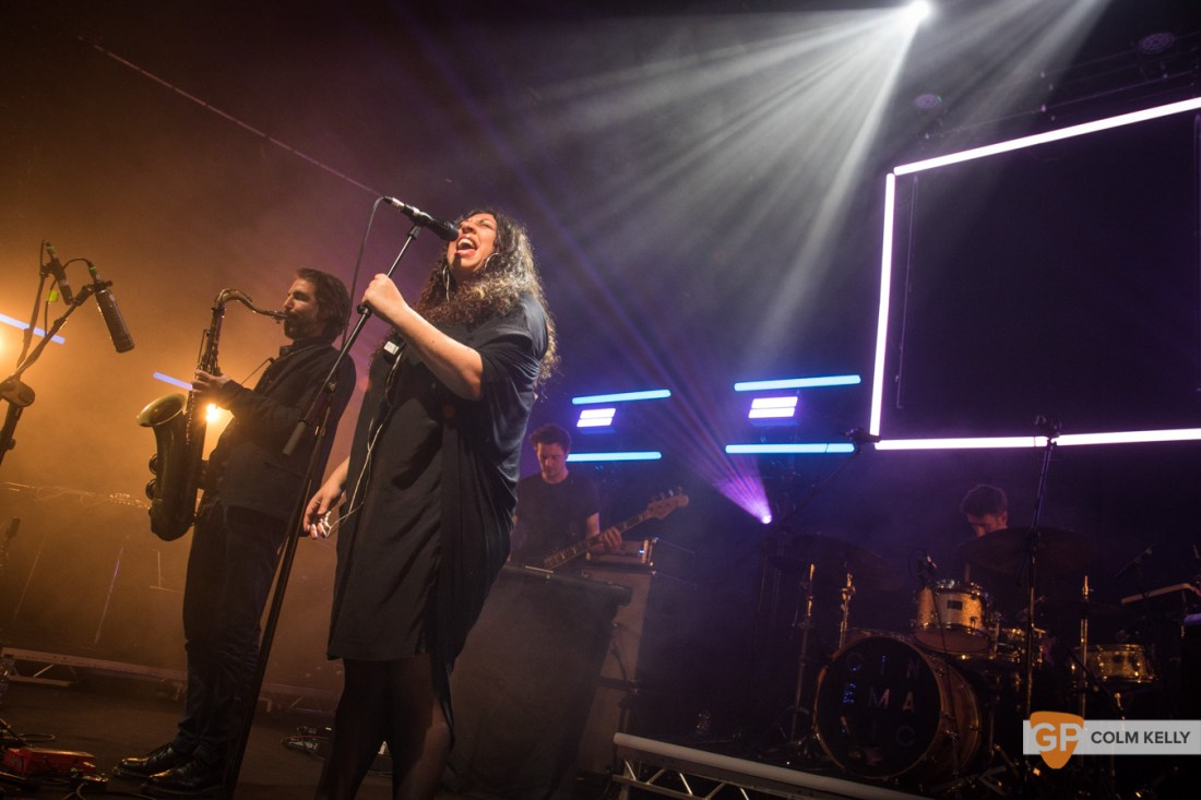 Cinematic Orchestra at Vicar Street 25.3.2019 by Colm Kelly-124