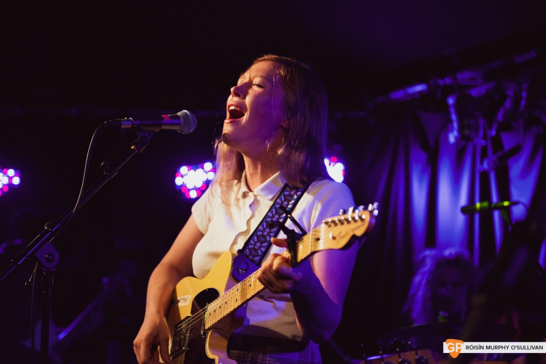 Julia Jacklin in Whelans by Roisin Murphy O'Sullivan (22 of 28)