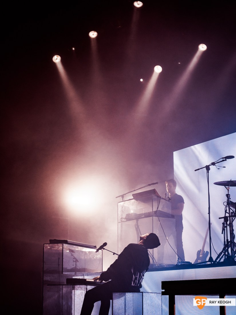 LANY – The Olympia – Photo by Ray Keogh