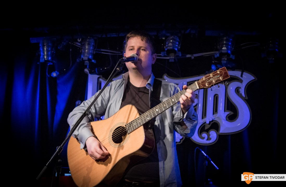 Shane O'Reilly Riptide Movement Whelans 16 March 2019 Tivodar 2