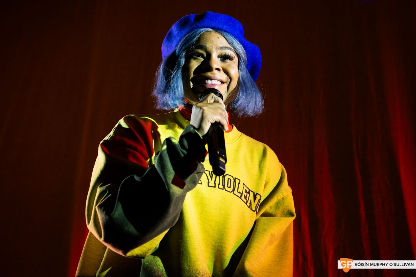 Tayla Parx in The Olympia by Roisin Murphy O'Sullivan (2 of 18)