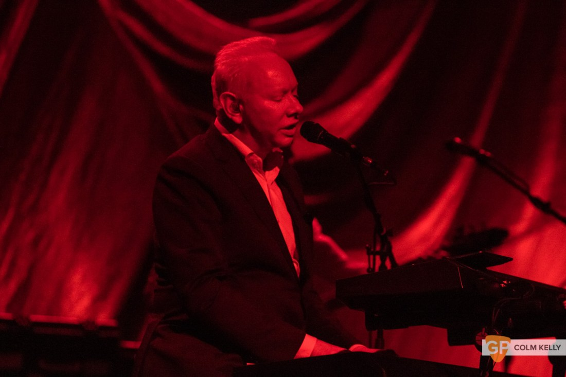 Joe Jackson at The Olympia Theatre by Colm Kelly-3