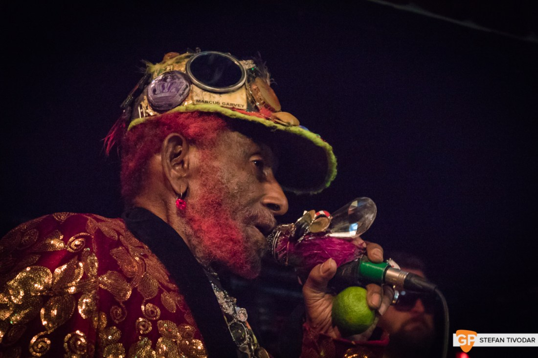 Lee Scratch Perry Whelans Dublin March 2019 Tivodar 5
