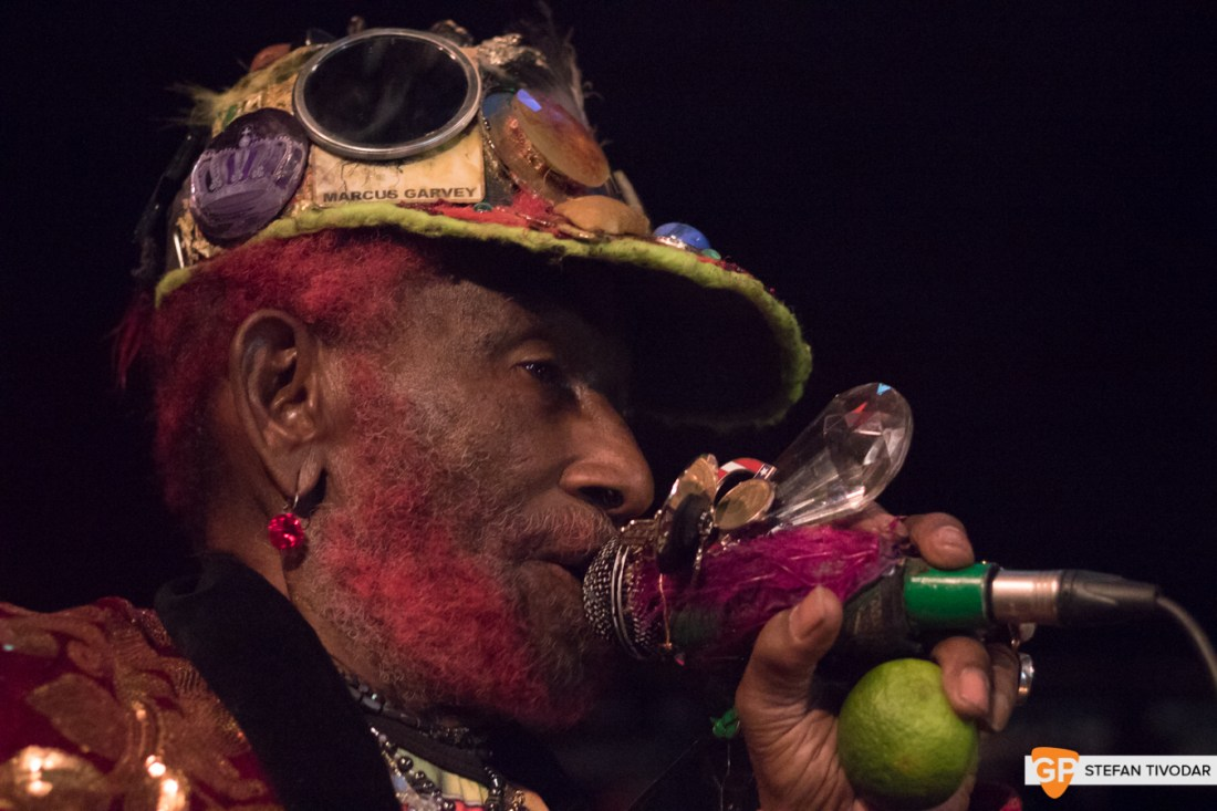 Lee Scratch Perry Whelans Dublin March 2019 Tivodar 7