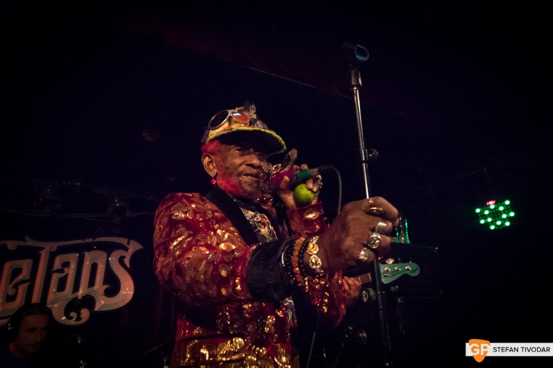 Lee Scratch Perry Whelans Dublin March 2019 Tivodar 9