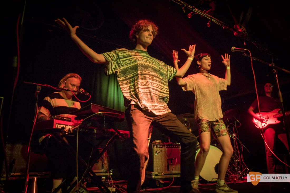 Stella Donnelly at The Grand Social by Colm Kelly-50